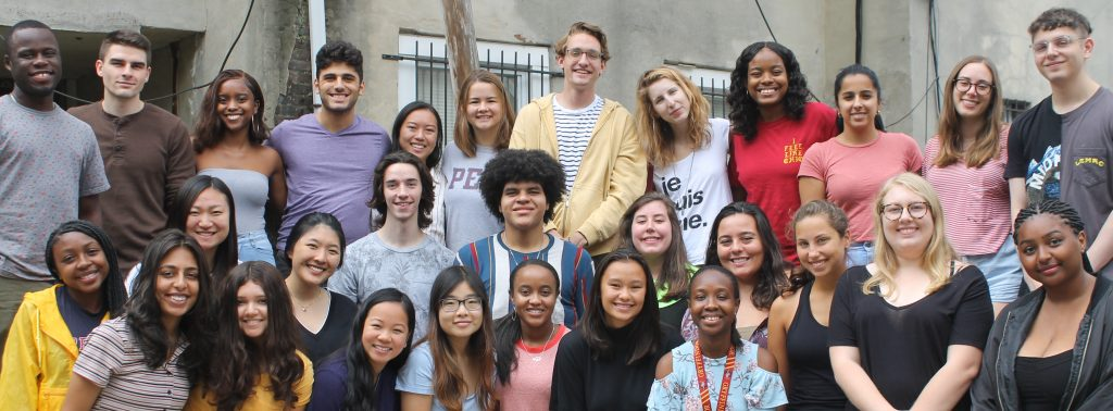 Image of SPEC Directors and Exec Members for the 19-20 school year